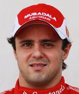 Felipe Massa portrait