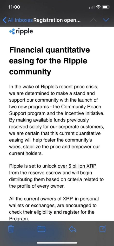 XRP Army Hit By Yet Another Elaborate Scam 11
