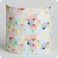 Lighting > Wall lampshades > Fabric half lamp shade for ...