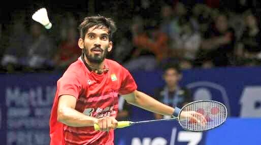 Srikanth Kidambi enters Quarterfinals of French Open Badminton