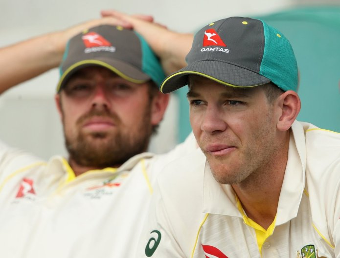 Australia's middle order worries and the series loss in Abu Dhabi
