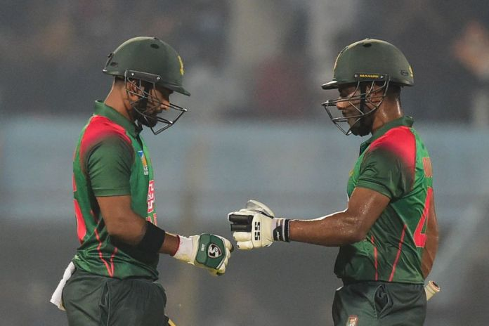Bangladesh takes an unassailable series lead with the second win
