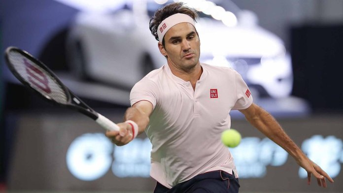 Roger Federer enters Shanghai Open semifinals