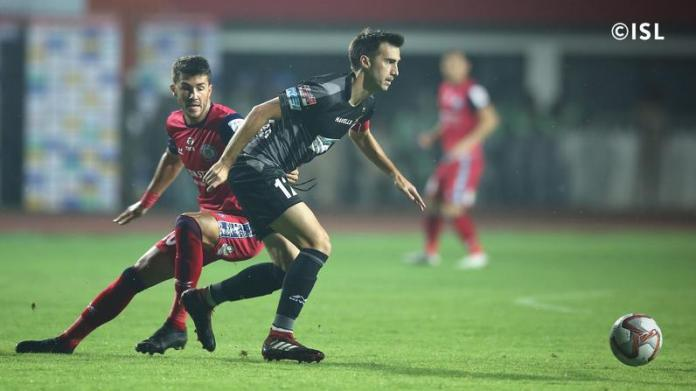 Jamshedpur, ATK settle for a draw