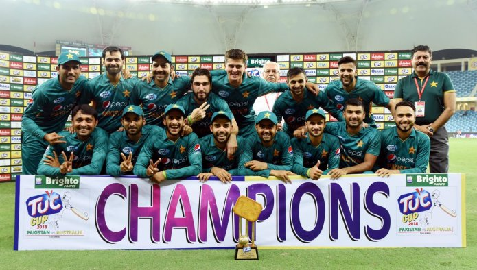 Pakistan announce unchanged squad for New Zealand T20Is