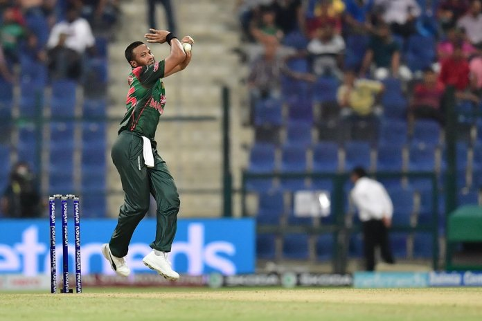 Shakib worried that his injured finger will be back like before