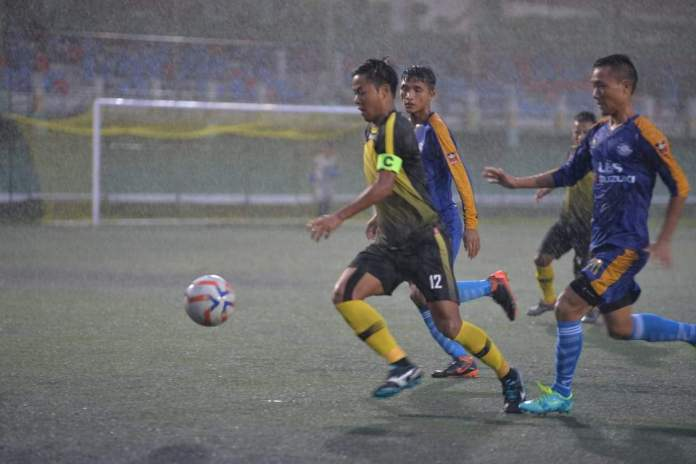 Ramhlun North FC bounce back with convincing victory