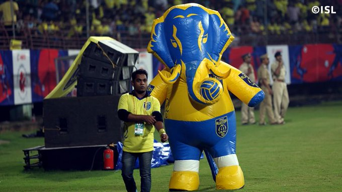Kerala Blasters FC invite fans to design the 'KBFC Mascot' as part of the Inclusivity Initiative