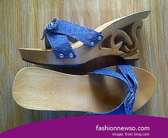 Sorts Of Model Traditional Kelom Sandals For Hotels