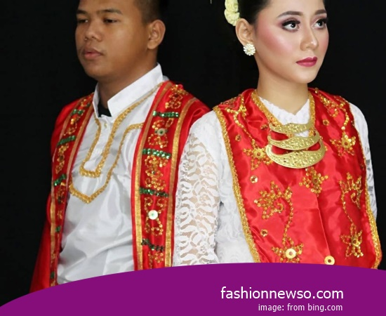Example Of Design Clothes Indigenous Nanggroe ACEH Darussalam