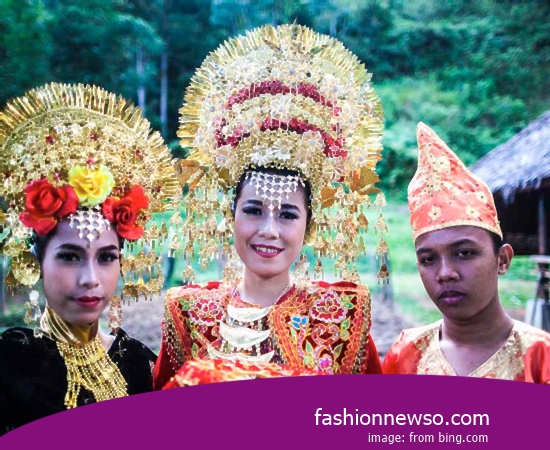 Example Of Design Clothes Traditional Cirebon