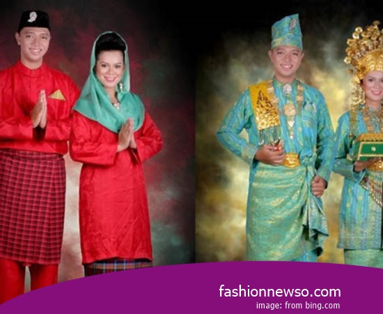 Example Of Design Apparel Traditional In Indonesia Complete