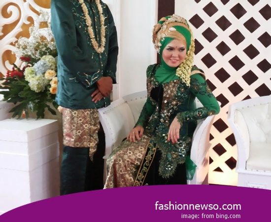 Craftsmen Of Fashion Distinctive Weddings Jambi Malay In Indonesia