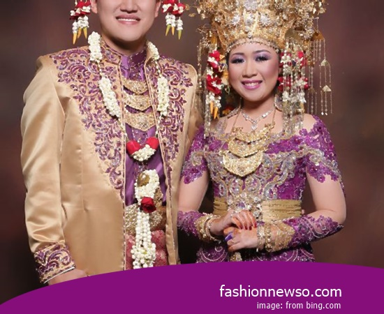 Various Models Of Fashion Distinctive Weddings Lombok NTB In Indonesia