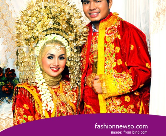 Price Of Apparel Typical Traditional Brides Bone Onion Lampung In Indonesia