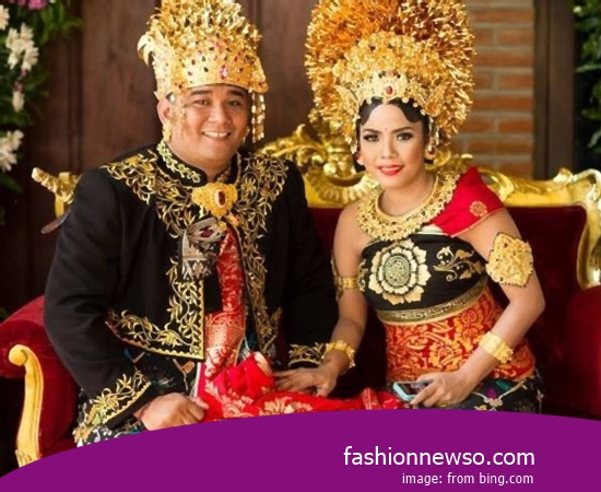 Price Of Fashion Traditional Weddings Kebaya Central Java bastions In Indonesia