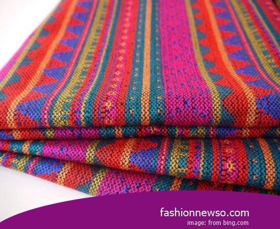 Wholesale Place Of Woven Cloth Traditional Striated In Indonesia