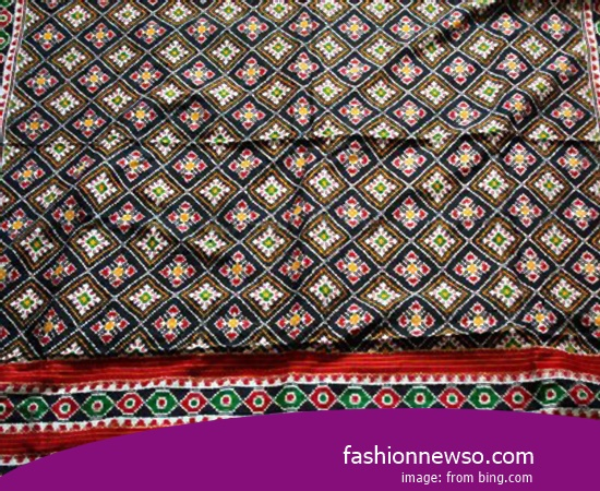 Sorts Motif Ulos Fabric Traditional Doyo In Indonesia