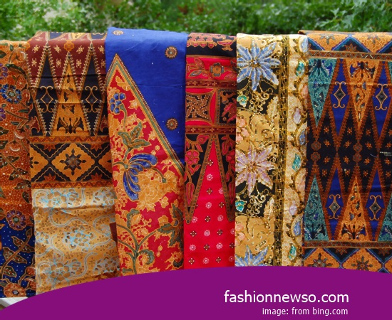 Wholesale Place Of Fabric Songket Traditional Nias In Indonesia