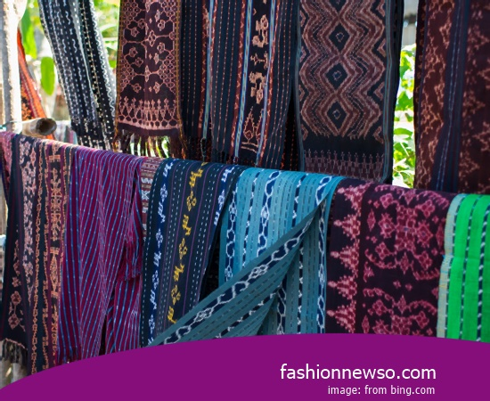Price Of Cloth Grinsing Traditional And Songket In Indonesia
