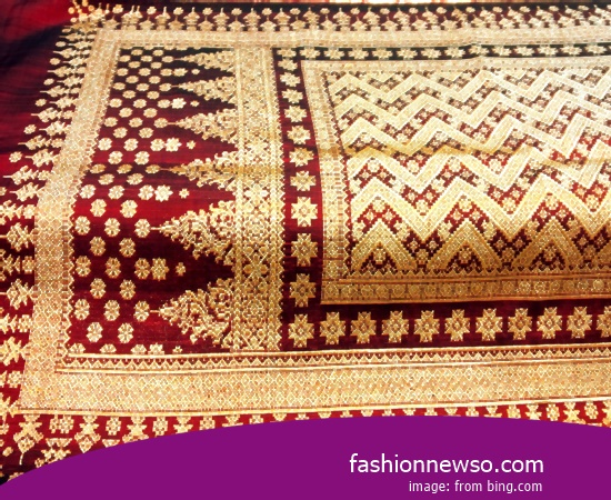 Sorts Type Ulos Fabric Traditional Cheap In Indonesia