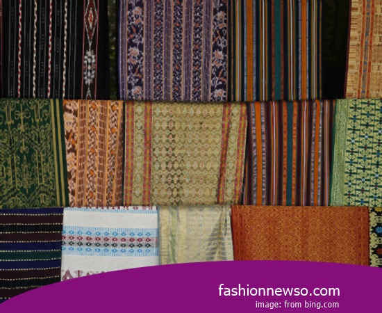 Price Of Woven Cloth Traditional Typical Batak In Indonesia
