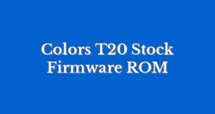 Colors T20