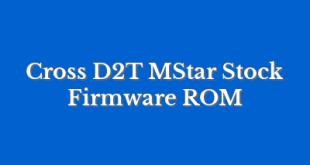 Cross D2T MStar