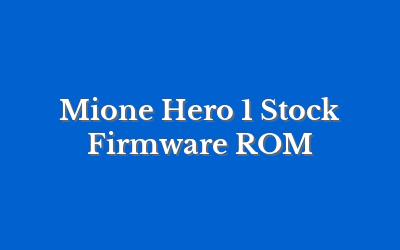 Mione Hero 1