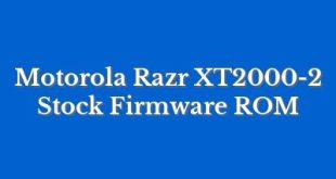Motorola Razr XT2000-2