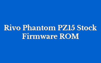 Rivo Phantom PZ15