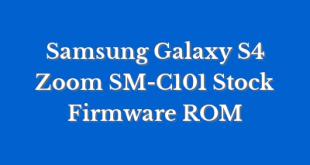 Samsung Galaxy S4 Zoom SM-C101