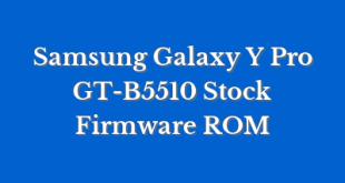Samsung Galaxy Y Pro GT-B5510