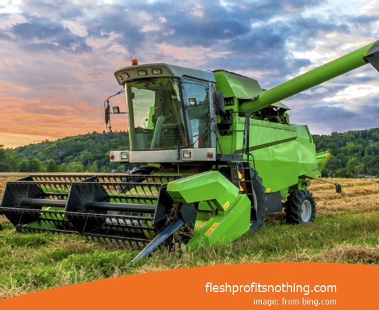 Place Dealer Machine Farm Forks
