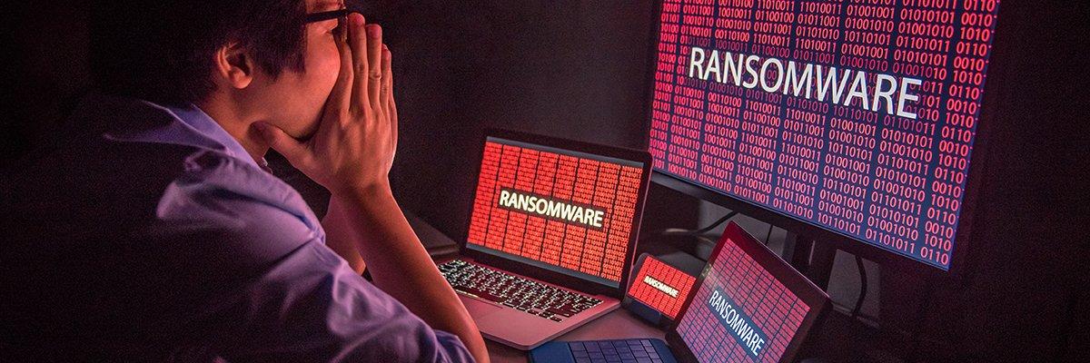 Ransomware attacks increase dramatically during 2021