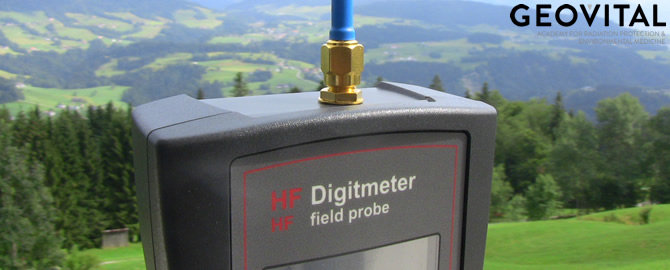 GEOVITAL HF Field Probe  Measure RF with a health