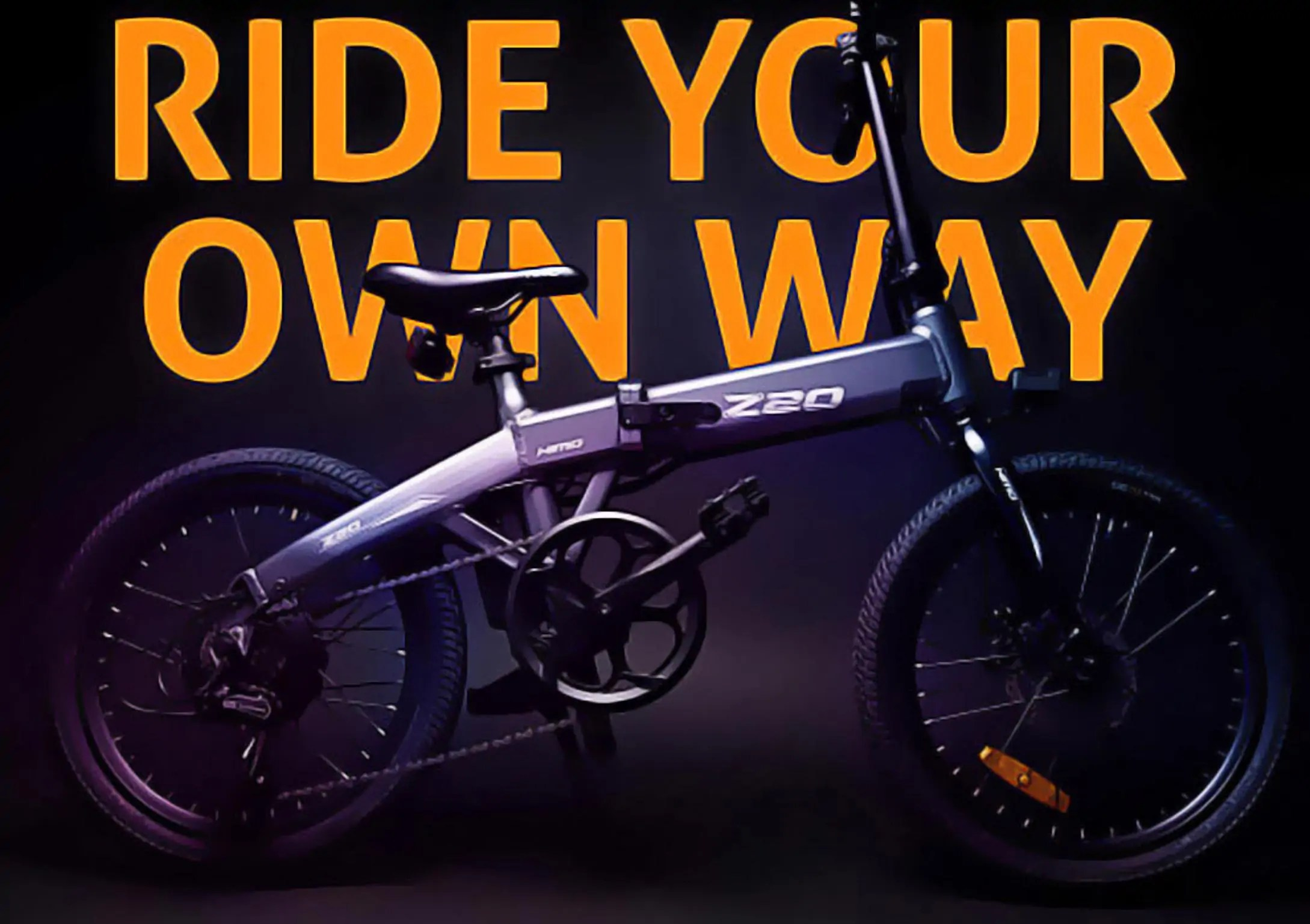 HIMO Z20: the Xiaomi e-bike is on offer with coupons ...