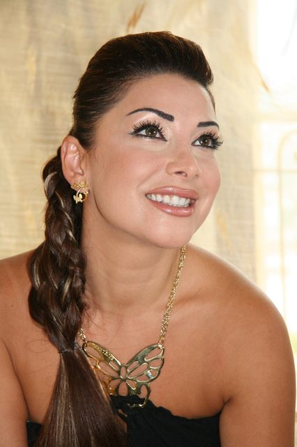 Photos Of Aline Khalaf