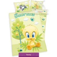 Baby bedding Looney Tunes with Tweety - en.hippo-sklep.pl