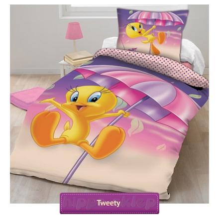 Bedding Tweety bird / Children bedding