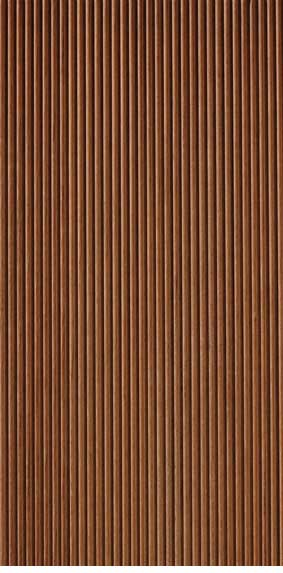 HTS Germany VERIA Real Wood Ribbed Panels