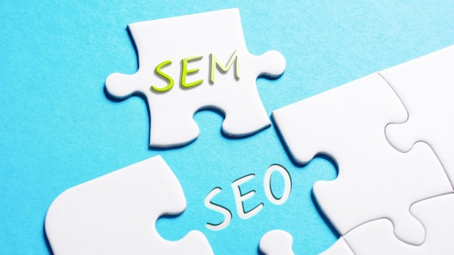 Strengthen your search engine presence with SEO and SEM!