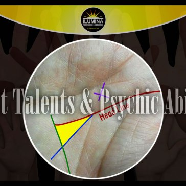 Occult Talents & Psychic Abilities Shown on Your Hand