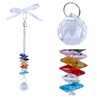 Suncatcher Crystal Ball Pendulum
