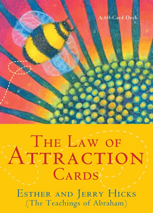 The Law of Attraction Cards by Abraham-Hicks