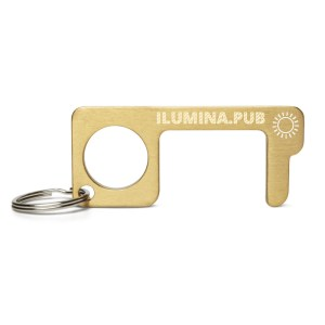 Keychain / Touch Tool by ILUMINA