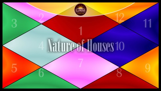 Nature of the Houses
