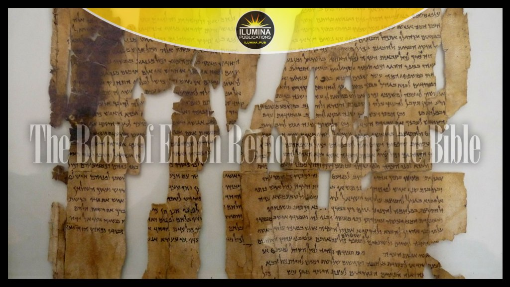 The Book of Enoch Removed from The Bible