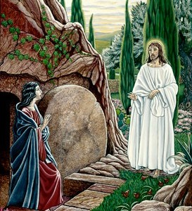 Tuesday: The Resurrection of Jesus