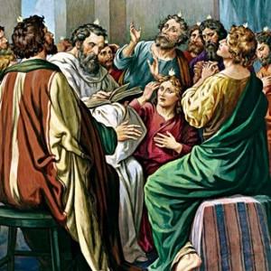 Wednesday: Preparing for Pentecost